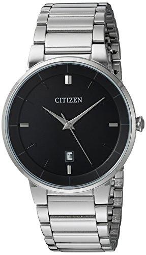 Citizen Men's Quartz Stainless Steel Watch