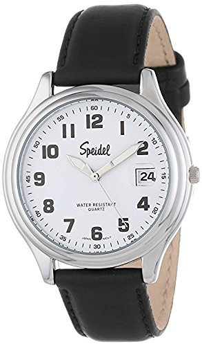 Speidel Watches Men's 60331500 Classic Analog Watch