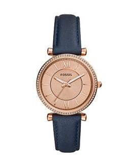 Fossil Women's Carlie - Blue One Size
