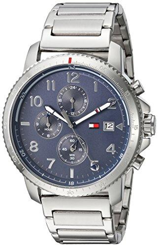 Tommy Hilfiger Men's Sport' Quartz Stainless Steel Casual Watch