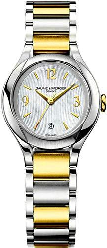 Baume & Mercier Women's Ilea Swiss Two-Tone Watch