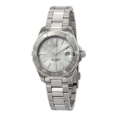 Tag Heuer Aquaracer Automatic Mother of Pearl Dial Ladies Watch