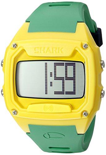 Freestyle Women's Dash Digital Display Japanese Quartz Green Watch