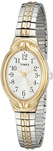 Timex Women's Greenmount Terrace Two-Tone Stainless Steel Watch