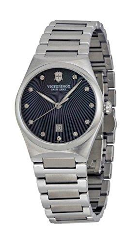 Victorinox Women's 'Victoria'Stainless Steel Casual Watch