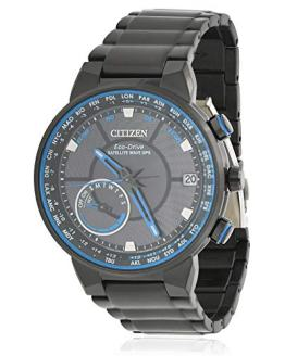 Men's Citizen Eco-Drive Satellite Wave GPS Freedom Watch