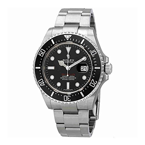 ROLEX Oyster Perpetual Sea-Dweller Automatic Men's Stainless Steel Watch