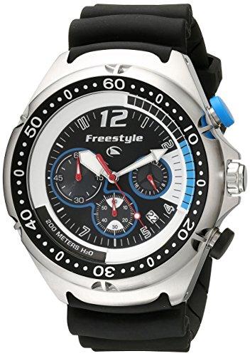 Freestyle Hammerhead XL SS/Black Unisex Watch