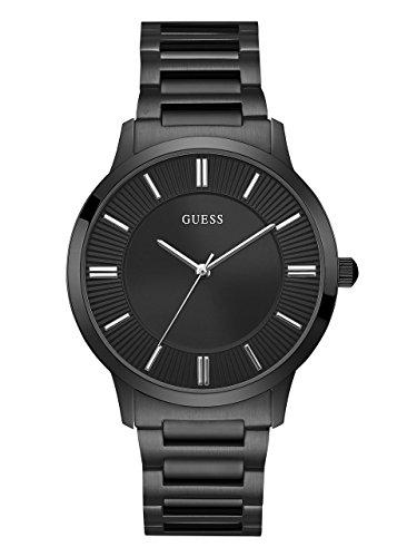 GUESS Men's Stainless Steel Casual Bracelet Watch
