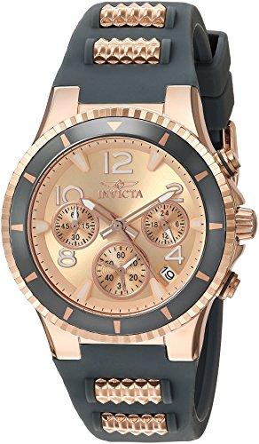 Invicta Women's BLU Stainless Steel Quartz Watch