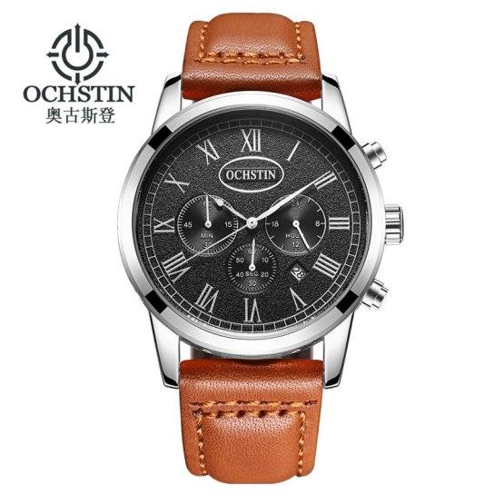2019 NEW Luxury Brand OCHSTIN Men Sport Watches