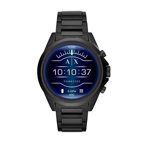 Armani Exchange Men's Smartwatch Touchscreen Watch