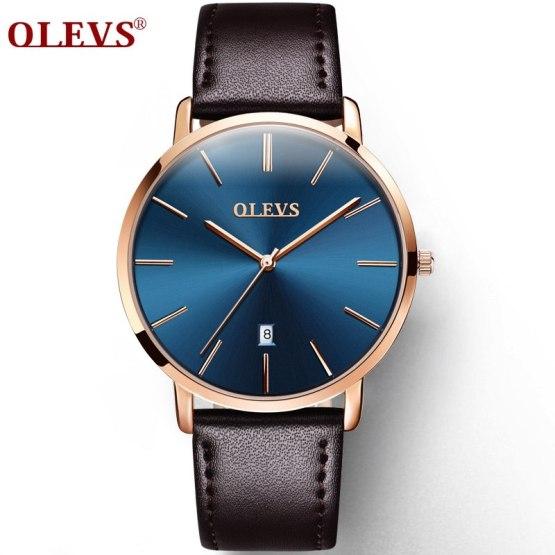 Fashion Wristwatch Mens Top Luxury Brand OLEVS Watches