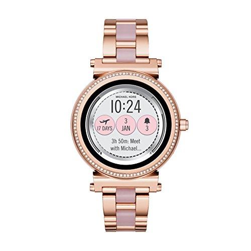 Michael Kors Access Women's Sofie Touchscreen Smartwatch