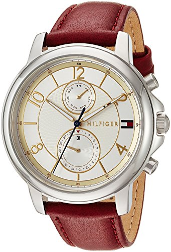 Tommy Hilfiger Women's Sophisticated Sport Stainless Steel Quartz Watch