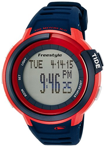 Freestyle Mariner Tide Red/Blue Unisex Watch