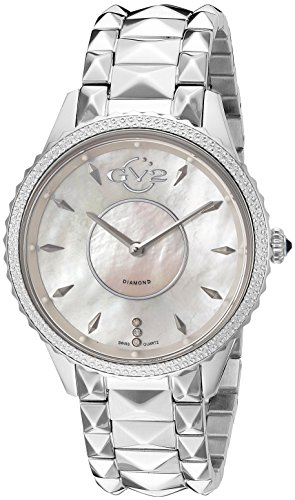 GV2 by Gevril Women's 1700 Carrara Stainless Steel Casual Watch