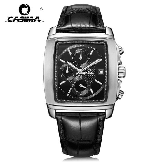 Luxury Brand Watches Men Fashion Leisure Business Dress Men's Quartz Watch