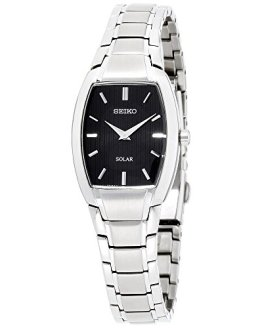 Seiko Women's Analog Display Analog Quartz Silver Watch