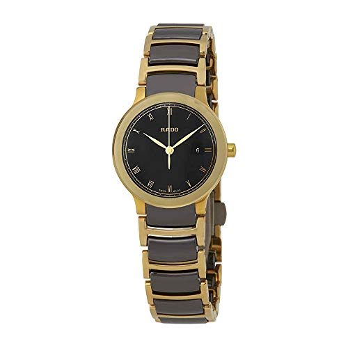 Rado Centrix Black Dial Ladies Watch