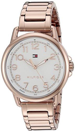 Tommy Hilfiger Women's Casey Rose Gold Watch