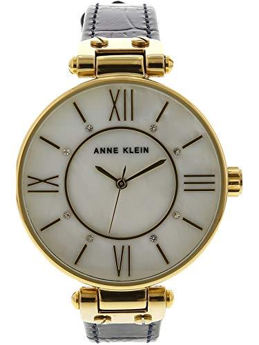 Anne Klein Dress Watch (Model: AK/3228MPNV)