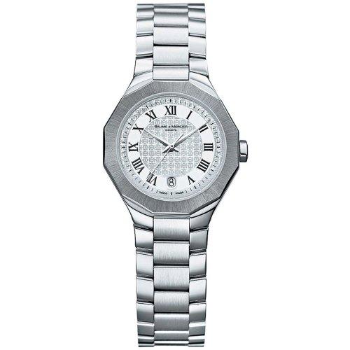 Baume & Mercier Women's Riviera Swiss Quartz Watch