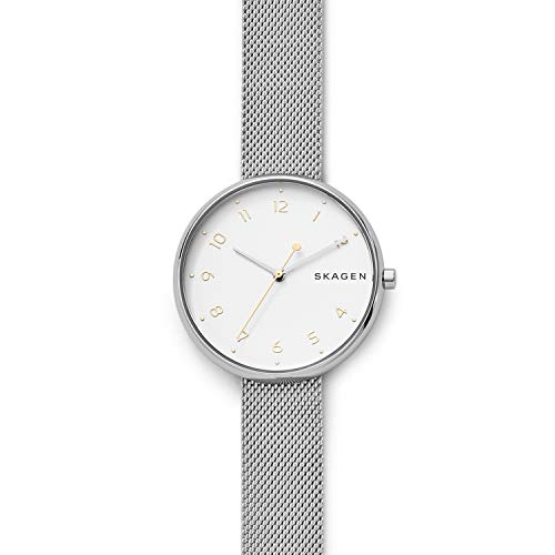 Skagen Women's Signatur Quartz Watch with Stainless-Steel Strap