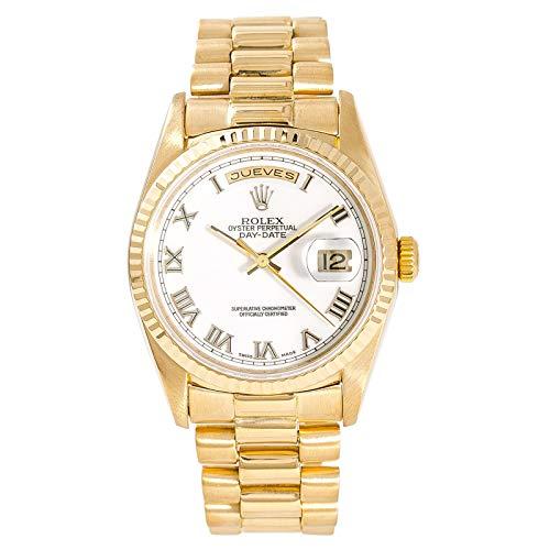 Rolex Day-Date Automatic-self-Wind Male Watch