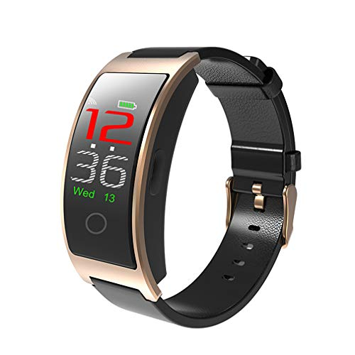 JIHUIA HD Color Screen Smart Watches Waterproof Heart Rate Monitor