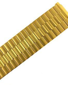 SPEIDEL Watch Band TWIST-O-FLEX Expansion Strech Gold color