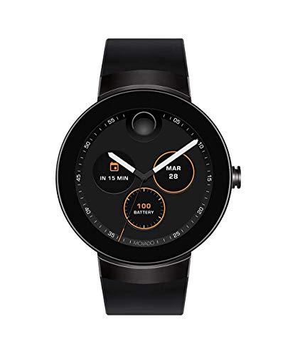 Movado Connect Digital Smart Module Black PVD Smartwatch