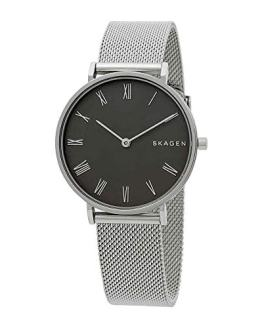 Skagen Women's 'Slim Hald' Quartz Stainless Steel Casual Watch