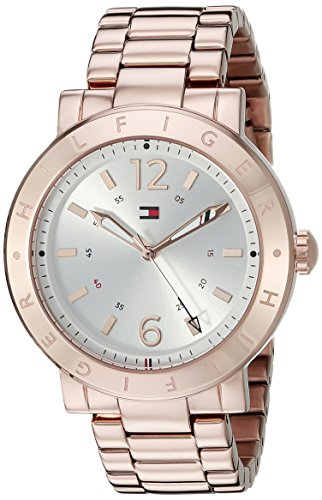 Tommy Hilfiger Women's Casual Sport Analog Display Watch