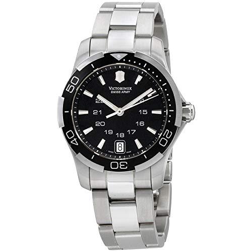 Victorinox Swiss Army Women's Alliance Sport Lady Black Dial Watch