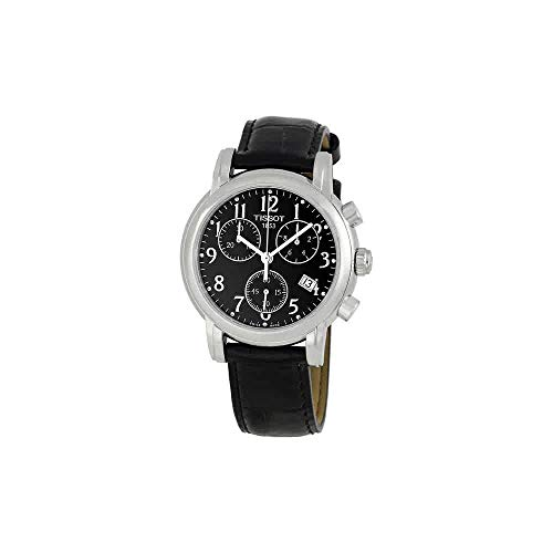 Tissot Women's Dress Sport Black Dial Watch
