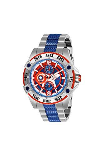 Invicta Marvel Blue Dial Ladies Watch 27018