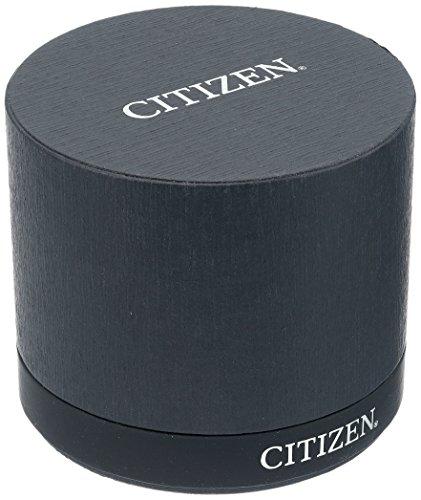 Citizen Watches Men's Chandler Silver Tone One Size