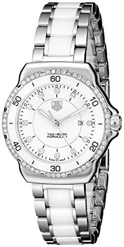 TAG Heuer Women's Formula 1 Stainless Steel Bracelet Watch