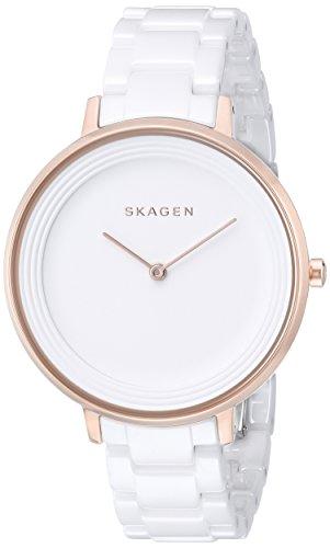 Skagen Women's SKW2316 Ditte White Link Watch