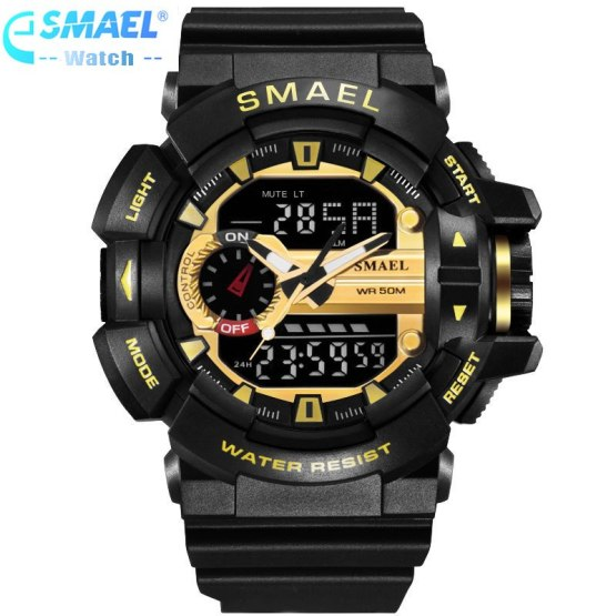 LED Digital Watch Men Sport Wrist Watches