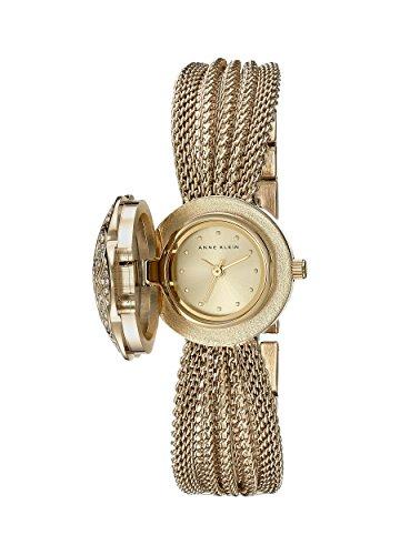 Anne Klein Women's Swarovski Crystal Accented Watch