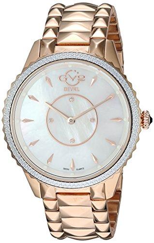 GV2 by Gevril Women's Siena Swiss-Quartz Watch