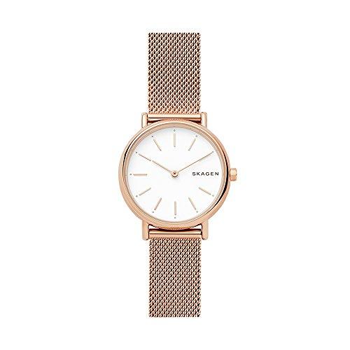 Skagen Women's Signatur Japanese-Quartz Watch