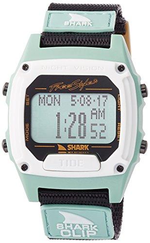 Freestyle Shark Clip Tide Mint Unisex Watch