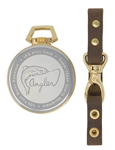 Dakota Japanese Quartz Watch with Calfskin Leather Strap, Brown Dakota Japanese Quartz Watch with Calfskin Leather Strap, Brown (Model: 31782)