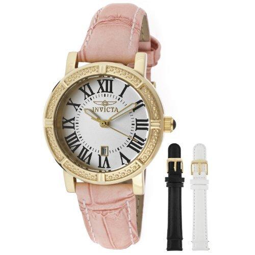 Invicta Women's Wildflower Gold-Tone Stainless Steel Watch