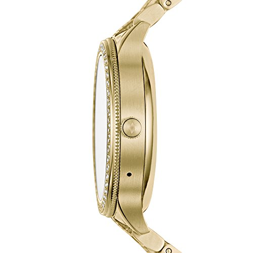 Fossil Q Women's Gen 3 Venture Stainless Steel Smartwatch  Fossil Q Women's Gen 3 Venture Stainless Steel Smartwatch, Color: Gold-Tone (Model: FTW6001)