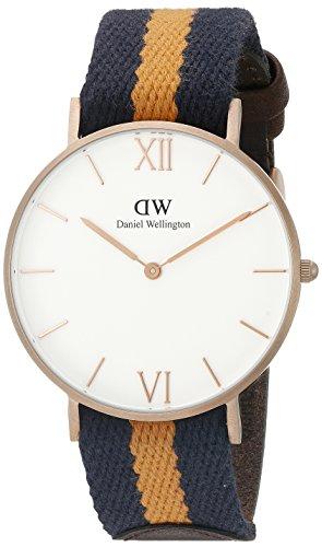 Daniel Wellington Unisex Grace Selwyn Rose Gold-Tone Stainless Steel Watch