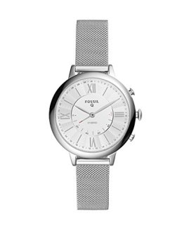 Fossil Q Women's Jacqueline Stainless Steel Hybrid Smartwatch